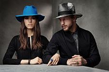 Шляпа BAILEY арт. 70600BH INGLIS (синий)